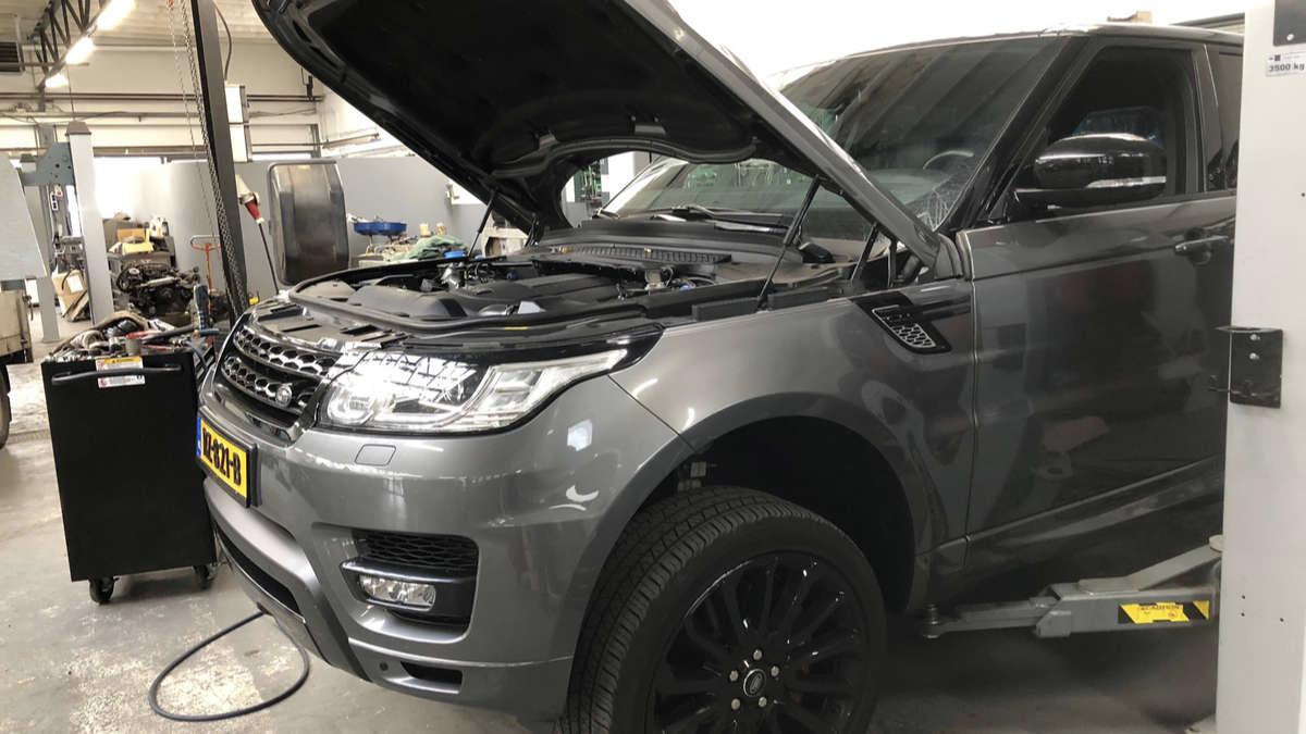 Range Rover Onderhoud