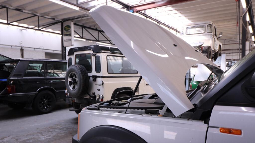 Land Rover Onderhoud